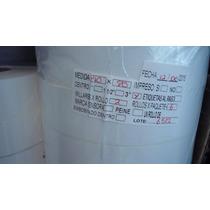 Etiquetas Plasticas Bopp Para Zebra Toshiba Datamax Tsc