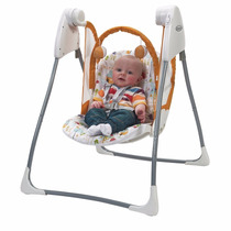 Columpio Bebe Graco Baby Delight Meses Sin Intereses