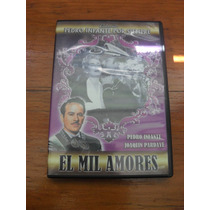 Dvd El Mil Amores Pedro Infante