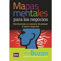 Mapas Mentales Para Los Negocios - Tony Buzan - Gpa/c