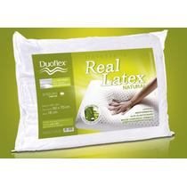 15 Travesseiros Látex 100% Natural 50 X 70cm - Duoflex