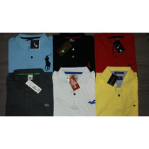 Camisa Polo Tommy# Reserva# Ralph# Hollister# Nike# Lacoste
