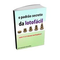 E-book, O Padrão Secreto Da Lotofácil