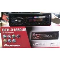 Aparelho Mp3 Cd Player Pioneer Deh-1850 - Mistrax