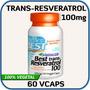 Resveratrol 100mg + Polifenoles 80mg (60 Vcaps)
