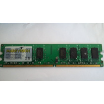 Memoria 2 Gb Ddr2 800 Mhz Markvision Para Pc