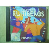 Solo Para Rumberos Cd Volumen 3 C