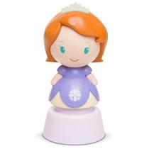 Mini Boneca Carimbo Princesinha Sofia No Mundo De Encântia
