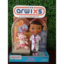 Doctora Juguetes Y Lambie Disney