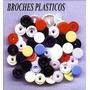 Broches Plásticos 15/13 X500u