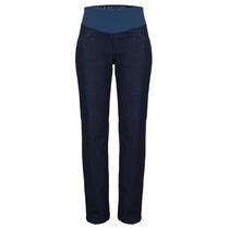 Calça Jeans Para Gestante Reta Básica - Megadose