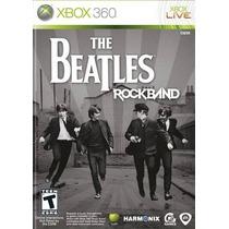 Sólo Software - Rock Band: The Beatles Xbox 360