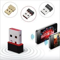 Antena Wifi Usb Tarjeta Mini Receptor De 150mbps 802.11n/g/b