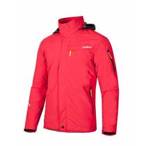 Campera Ansilta Terra Gore Tex 2 Thinsulate Abrigo Nieve Ski