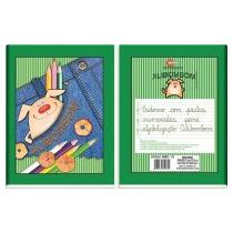Caderno Brochurao Alibombom 60fls C/10 Cadernos