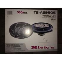 Cornetas Mivics 500w