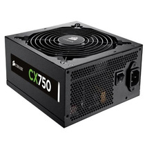 Fonte De Energia Corsair Cx750 750w 80 Plus Cp-9020015-ww
