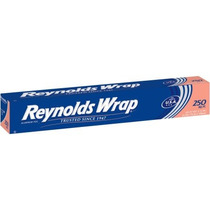 Reynolds Wrap Papel De Aluminio De 250 Pies Cuadrados