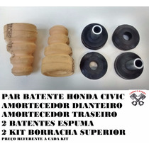Kit Batente Amortecedor Honda Civic 93 94 95 96 97 98 99 00