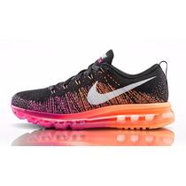 Tênis Nike Flyknit 2014 Air Max 100% Original