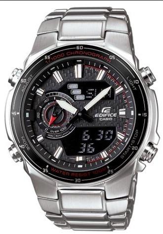 a36bcf2ce7a Relógio Casio Edifice Efa-131d-1a1 Efa-133d Em 12x Sem Juros - R ...