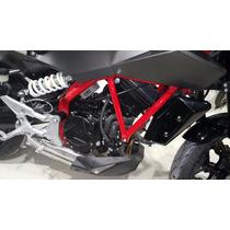 Hyosung Gd 250 N (roja Y Negra) Última Versión! Esc Oferta