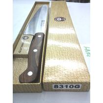 Cuchillo Arbolito Solingen Acero Inox 440 Hoja De 25cm 8310g