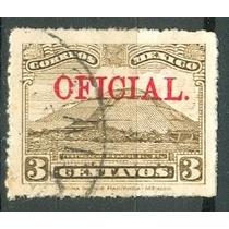 Sc O169 Año 1926 Oficial Piramide Del Sol Teotihacan