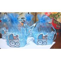Souvenir Candy Bar- Bautismo Baby Shower X 12 Unid