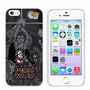 Case Funda Cuy Arts Clear Perú Wars Iphone 5/5s Inticase