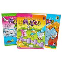 Libro Destreza Mágica Para Preescolar C/u