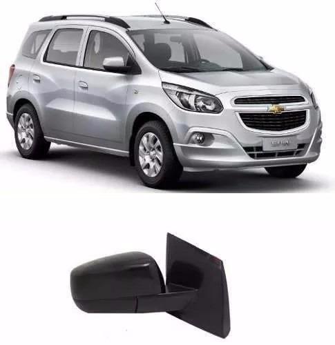 Espejo Chevrolet Spin 2012 2013 2014 2015 2016 Electrico Izq