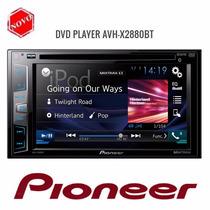 Dvd Pioneer Avh-x2880bt Avh2880 2880bt 2 Din Android Iphone