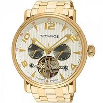 Relógio Technos Masculino Classic Automático 2l27ab/4k