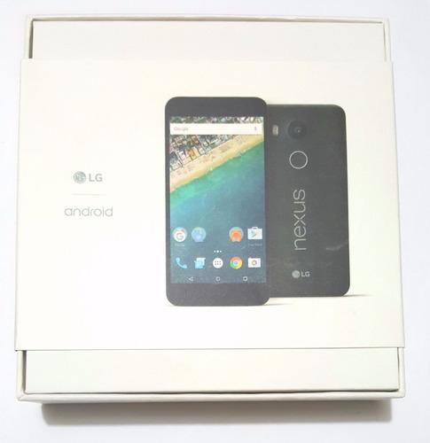 Celular Nexus 5x Google (nuevo) 32gb - $ 6,799.00 en Mercado Libre