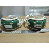 2 Barbiquejos Verde Medio Joven/adulto, Nuevo $225 Cfgr