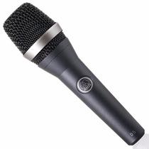 Microfone Akg Supercardióide D5 Dinâmico Vocal Original