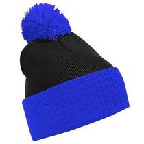 Beechfield Snowstar Duo De Dos Tonos Winter Beanie Hat