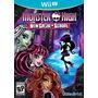 Monster High: New Ghoul In School - Wii U Novo, Lacrado
