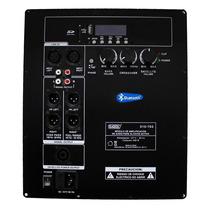 Poderoso Modulo Amplificado Subwoofer Y Pasivo Bluetooth Usb