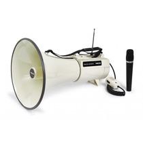 Megafono Altavoz Sirena Audio Profesional Mf455w Fonestar