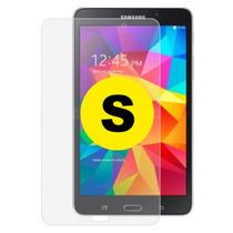 Lamina Protectora Galaxy Tab 4 7 Vidrio Templado Tablet Sams