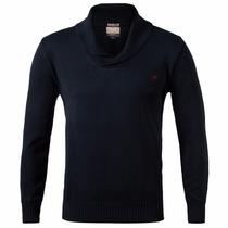 Oferta!! Sweaters Hombre Liso Cuello V Geneve Inside