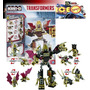 Transformer Kre-o Micro Chargers Combiners Volcanicon