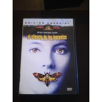 El Silencio De Los Inocentes, Película Original Nueva, Dvd..