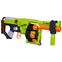 Brinquedo Lança Dardos Nerf Zombie Doominator B1533 - Hasbro