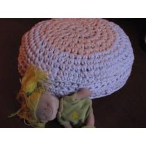 Almhoadones De Totora Tejidos A Crochet