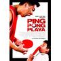 Poster (28 X 43 Cm) Ping Pong Playa
