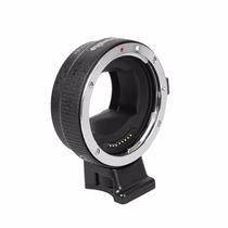 Adaptador Commlite Ef S Canon P/ Sony E-mount A7s Metabones