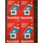 Memorias De Teléfono Sandisk De 4 Y 8 Gb